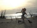 [フィギュア][ALTER][リリカルなのは][海][夜明け・朝焼け]魔法少女リリカルなのはStrikerS ティアナ・ランスター カットNo.011