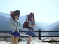 [フィギュア][コトブキヤ][D.C. ~ダ・カーポ~][桜][*Season01:春]朝倉音姫&朝倉由夢 カットNo.002