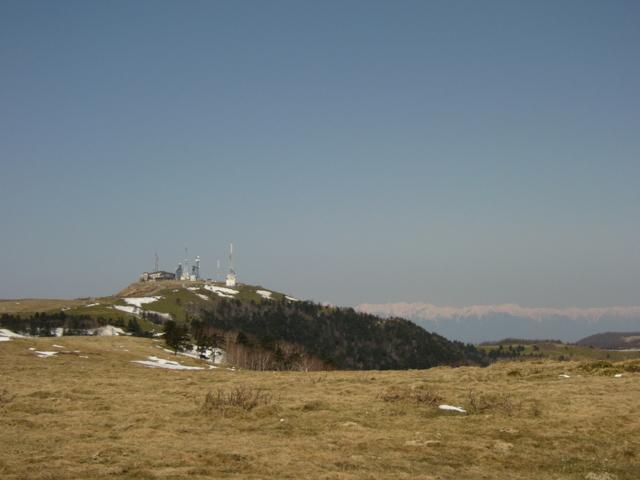 美ヶ原高原~牛伏山山頂より カットNo.002