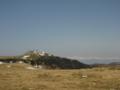 [風景・景観][草原]美ヶ原高原~牛伏山山頂より カットNo.002