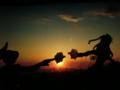 [フィギュア][MAXFACTORY][figma][海洋堂][リボルテック]題名『荒野の決闘(偽) カットNo.002』
