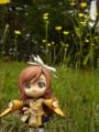 [フィギュア][GoodSmileCompany][ねんどろいど][シャイニングウィンド][森林][花]ねんどろいど クレハ カットNo.005