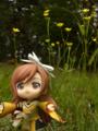 [フィギュア][GoodSmileCompany][ねんどろいど][シャイニングウィンド][森林][花]ねんどろいど クレハ カットNo.004
