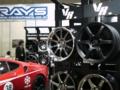 [モータースポーツ][イベント]RAYSピンボケした…orz