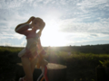 [フィギュア][ALTER][爆裂天使][空][夜明け・朝焼け]アルター 『爆裂天使』 エイミー カットNo.001