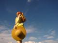 [フィギュア][トイズワークス][メディアワークス][エヴァンゲリオン][空]電撃フィギュアマガジン 惣流・アスカ・ラングレー カットNo.019