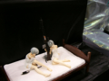 [ガレージキット][WonderFestival][WF2009夏][雄猫堂][BLACK LAGOON]雄猫堂 ヘンゼル&グレーテル カットNo.003