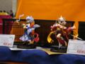 [ガレージキット][WonderFestival][WF2009夏]Fenrirさん 天狼&燈狼 カットNo.002