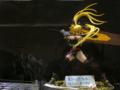 [ガレージキット][WonderFestival][WF2009夏][リリカルなのは]うさPハウスさん フェイト 真・ソニックフォーム カットNo.001