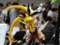 [ガレージキット][WonderFestival][WF2009夏][木神工房][リリカルなのは]木神工房さん フェイト R・H真ソニックモード