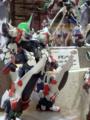 [フィギュア][WonderFestival][WF2009夏][VOLKS][斬魔大聖デモンベイン]ボークス N.E.X.T. デモンベイン カットNo.001