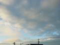 [風景・景観][空][夜明け・朝焼け]2009年8月11日の夜明け(地震直後!(((゚Д゚;))))