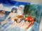 C76・1日目戦果:機動六課 夏の真昼の露天風呂シーツ カットNo.001