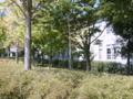 [風景・景観][建築][おねがい☆ツインズ]旧制松本高等学校 カットNo.012