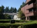 [風景・景観][建築][おねがい☆ツインズ]旧制松本高等学校 カットNo.011