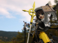 [フィギュア][VOLKS][リリカルなのは]ボークス モエコレプラス 八神はやて カットNo.015