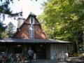 [風景・景観][建築][おねがい☆ツインズ]軽井沢・聖パウロカトリック教会