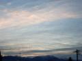[風景・景観][空][夜明け・朝焼け]2009年12月15日の夜明け