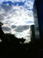 [イベント][風景・景観][空][夜明け・朝焼け][コミケ]2009年12月29日の夜明け