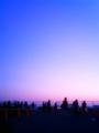 [風景・景観][イベント][コミケ][夜明け・朝焼け]コミックマーケット77・3日目の夜明け