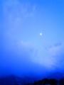 [風景・景観][空][夜明け・朝焼け]2010年1月5日の夜明け前