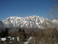 [風景・景観][山][雪]