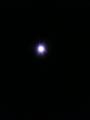 [月][空][夜]2010年1月28日の月