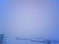 [風景・景観][雪]ホワイトアウト間近