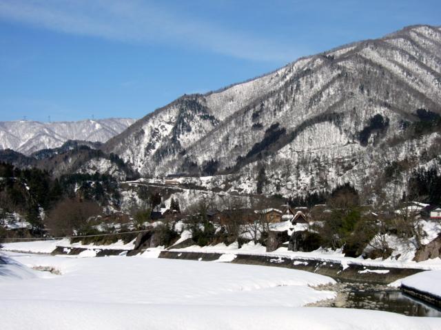 岐阜県・白川郷