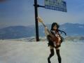 [フィギュア][ムービック][コトブキヤ][けいおん!][はてなハイク][風景・景観][雪]フィギュア萌え族@ムービック 秋山澪