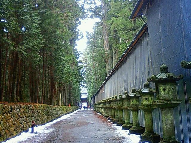 ひとりごと@日光市・二荒山神社