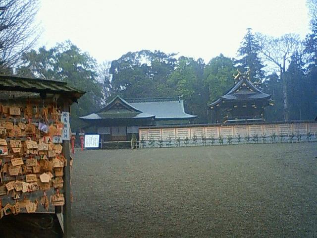 ひとりごと@鷲宮神社