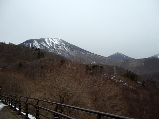 栃木県日光市・第二いろは坂より