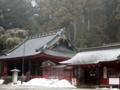 [風景・景観][神社・仏閣]栃木県日光市・二荒山神社