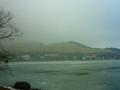 [風景・景観][雲][湖]ひとりごと
