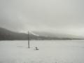 [風景・景観][雲][湖]長野県立科町 女神湖