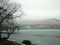 [風景・景観][雲][湖]長野県茅野市・立科町 白樺湖