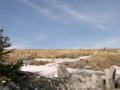 [風景・景観][山][空][雪]長野県・美ヶ原高原より