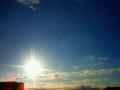 [風景・景観][空][夜明け・朝焼け]2010年3月19日の夜明け