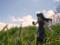 コトブキヤ 空の境界 黒桐鮮花 カットNo.025