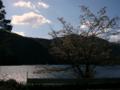[風景・景観][山][湖]長野県・木崎湖
