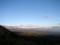 八ヶ岳・蓼科山を望む