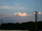 [風景・景観][風景・景観][雲][空][夕焼け]