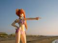 [フィギュア][WAVE][リリカルなのは][*Season02:夏]BEACH QUEENS 高町なのは カットNo.002