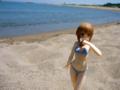 [フィギュア][WAVE][リリカルなのは][*Season02:夏]BEACH QUEENS 八神はやて カットNo.054