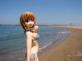 [フィギュア][WAVE][リリカルなのは][*Season02:夏]BEACH QUEENS 八神はやて カットNo.040