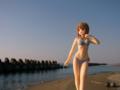 [フィギュア][WAVE][リリカルなのは][*Season02:夏]BEACH QUEENS 八神はやて カットNo.024