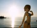 [フィギュア][WAVE][リリカルなのは][*Season02:夏]BEACH QUEENS 八神はやて カットNo.015