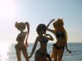 [フィギュア][WAVE][リリカルなのは][*Season02:夏]BEACH QUEENS はやて&なのは&フェイト カットNo.001