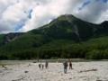 [風景・景観][山][湖]大正池・焼岳